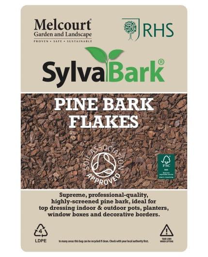 SylvaBark Pine Bark Flakes 50L