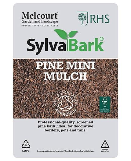 SylvaBark Pine Mini Mulch 50L