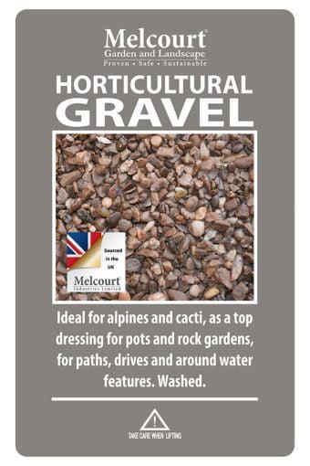 Horticultural Gravel 20kg 5060157810438
