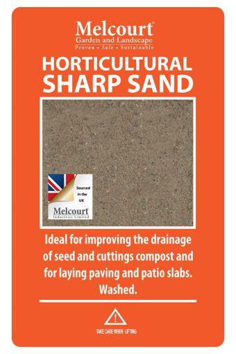 Horticultural Sharp Sand 20kg 5060157810445