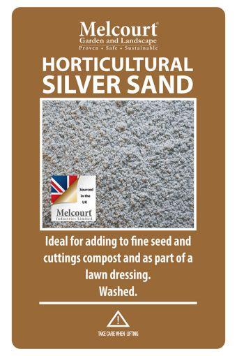 Horticultural Silver Sand 20kg 5060157810452