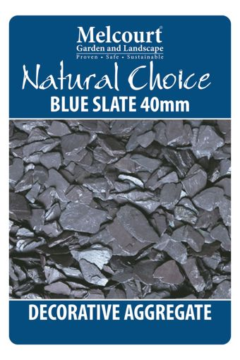Natural Choice Blue Slate 40mm 20kg 5060157810940