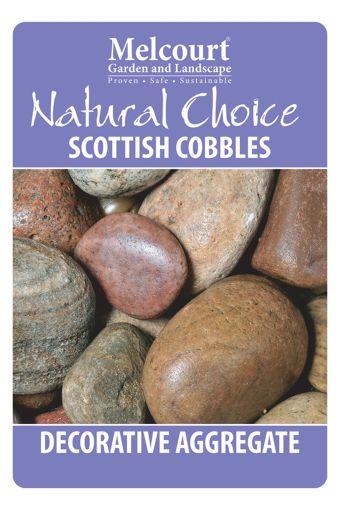 Natural Choice Scottish Cobbles 50-80mm 20kg 5060157810995