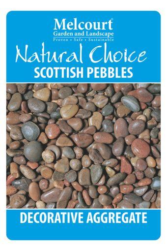 Natural Choice Scottish Pebbles 20-40mm 20kg 5060157810988