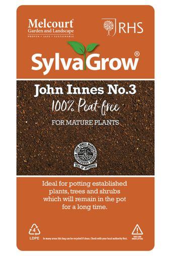 SylvaGrow John Innes No.3 15L 5060157811237