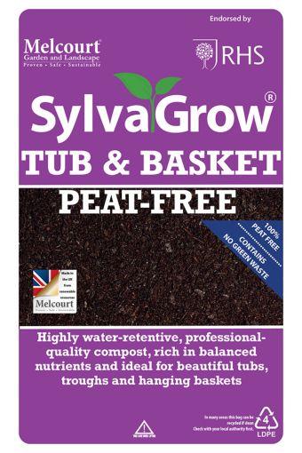 SylvaGrow Tub & Basket 15L 5060157811084