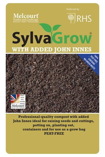SylvaGrow With Added John Innes 15L 5060157810377