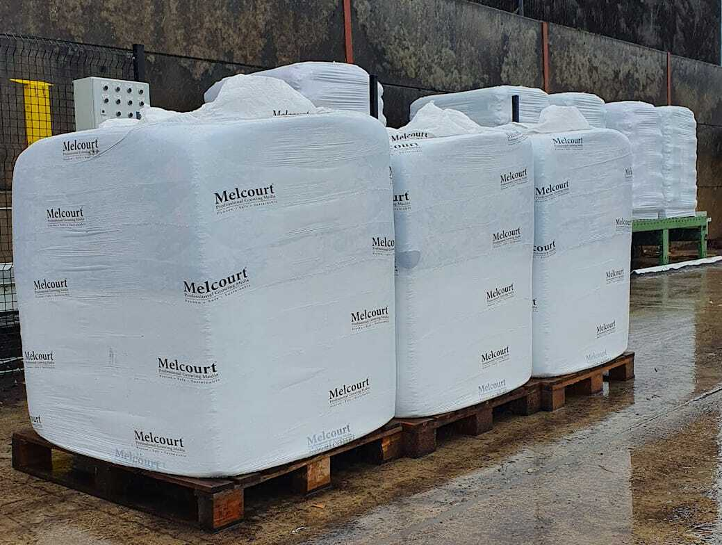 Melcourt Maxi-bales of peat free compost