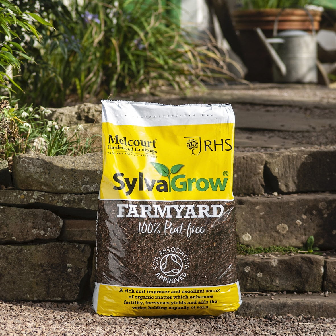 SylvaGrow Farmyard peat free compost